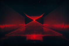 Matthew Schreiber - Laser Light Art