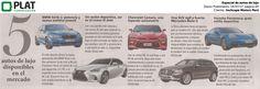 Inchcape Motors Perú: Especial de autos de lujo en el diario Publimetro de Perú (14/07/2017)