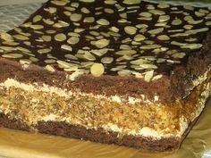 Ciasto Kawowy Nugat