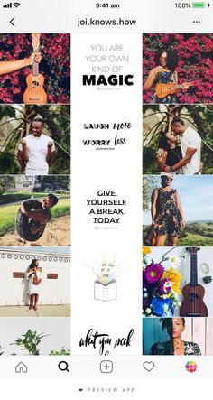 line in the middle theme Instagram Feed Tips, Instagram Feed Layout, Instagram Grid, Instagram Marketing Tips, Instagram Design, Free Instagram, Instagram Story, Feed Insta, Vsco