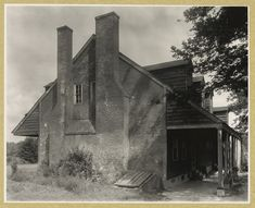The Folly, Valley Lee vic., St. Mary's County, Maryland, ca. 1696 | Library of Congress