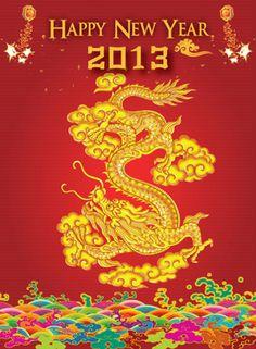 Chinese New Year 2013 - กล่องกระดาษลูกฟูก กระดาษถ่ายเอกสาร พาเหรดกระดาษทุกชนิด