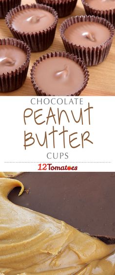 """Peanut Butter Cups: While the industry is pretty much ruled by one snack that begins with the letter 'R', we recently began to wonder if we can make our own. And the answer turned out to be """"Of course we can!"""""""