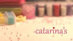 Catarina's - Bonecas. Vídeo demonstrativo de como se fazer bonecas em feltro e tecido.