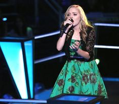 Madilyn Paige (LDS), top 20 finalist on Season 6 on NBC's 'The Voice,' shares more about her faith, her experience, and her future songwriting career.