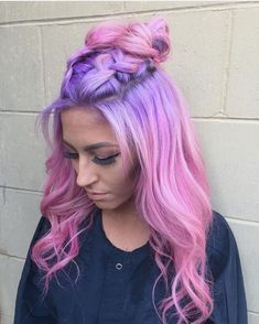"""14.5k Likes, 108 Comments - Pulp Riot Hair Color (@pulpriothair) on Instagram: """"Lilac and Blush... @glambyshelby_ is the artist... Pulp Riot is the paint."""""""