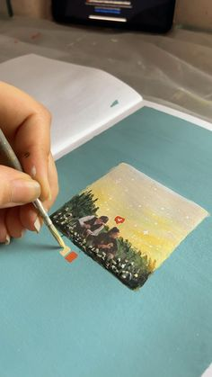 Oil Pastel Drawings, Art Drawings Sketches, Moon Drawing, Bullet Journal Lettering Ideas, Mandala Art Lesson, Painting Process, Painting Art, Art Sketchbook, Diy Art