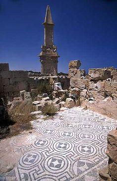 Romano Impero: SABRATHA (Libia)