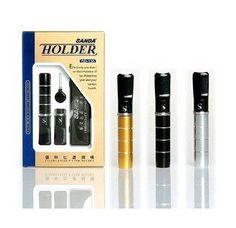 Filter cigarette holder Clean Cool Nicotine Tar Holder Filter Filter Wash Recycling Use Cigarette Accessories 10pcs/lot  #Affiliate