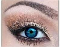 eye makeup for blue eyes - Bing Images