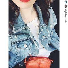 Repost @stylebymarie #leafschmuck #leafjewelry #jewel #jewels #jewelry #fashion #style #cute ・・・