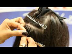 Hair Extension Micro Loops Training Course
