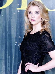 Natalie Dormer attends a photocall for 'The Forest' at Soho Hotel in London, England (February 17, 2016)