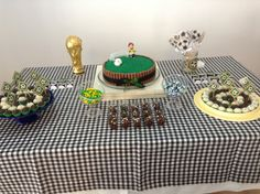 Festa futebol / soccer party