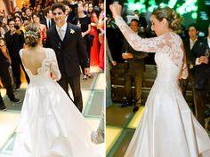 Noiva carioca + noivo paulista = um casamento lindo no Rio de Janeiro, juntando o melhor das duas cidades! Juliana e Thomas se conheceram em 2007, em Cambr