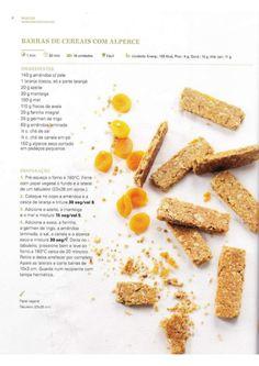 150 receitas Bimby (melhores de 2014) Food C, Good Food, Yummy Food, Good Healthy Recipes, Healthy Snacks, Healthy Eating, Granola, Kitchen Reviews, Bread Cake