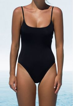 The perfect one piece. Designed personally by Natasha and Devin for comfort and coverage.