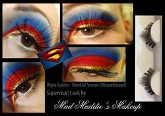 Superman by madmaddiesmakeup.deviantart.com on @deviantART