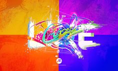 "Project ""Words"" 2014 on Behance"