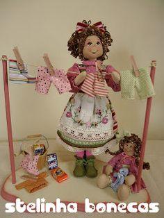 Stelinha Куклы: Куклы