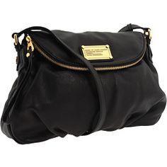 marc by marc jacobs - classic q natasha in black. simply gorgeous!