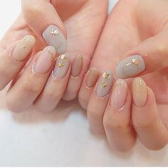 Nail art Christmas - the festive spirit on the nails. Over 70 creative ideas and tutorials - My Nails Korean Nail Art, Korean Nails, Cute Nails, Pretty Nails, Collection Mac, Makeup Collection, Split Nails, Bright Nail Designs, Manicure