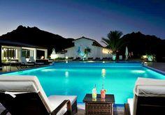 Kleinschalig resort in het oosten van Sardinië