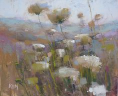 Items similar to Contemporary Fall Landscape Wildflowers Original Pastel Painting on Etsy Fine Art Gallery, Watercolor Flowers, Contemporary Artists, New Art, Art Boards, Wild Flowers, Original Paintings, The Originals, Pastels