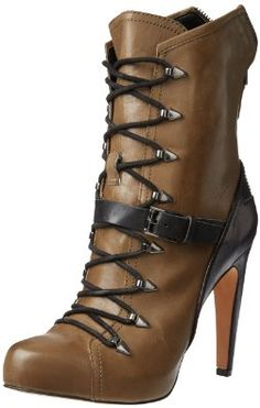 Sam Edelman Women's Knox Boot. Love the way this boot hits between ankle and mid-calf, very now.