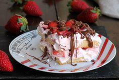 Fragole nutella cocco: il mix perfetto in un tiramisù cremosissimo senza cottura. Un dessert fresco, un dolce al cucchiaio alla frutta e golosa nutella.