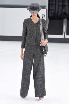 O show da Chanel na Paris Fashion Week