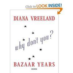 LOVE Diana Vreeland!!