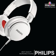 Philips Headphones offered by shopit4me.com.