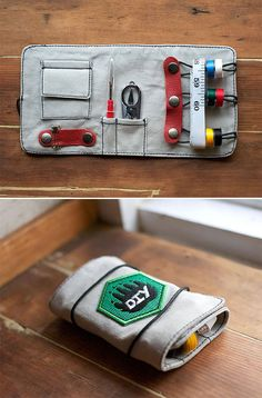 DIY Sewing Kit for Kids from DIY.org