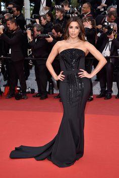 Eva Longoria au Festival de Cannes 2016