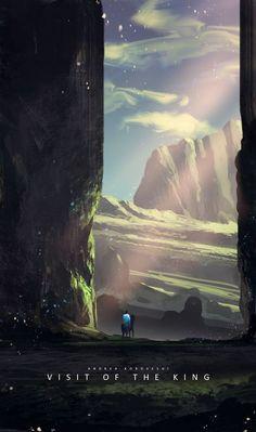 The Art Of Animation, Andi Koroveshi - ...: