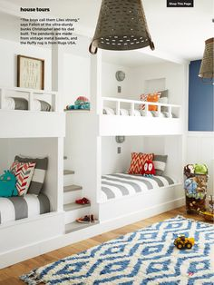 I saw this in the April 2015 issue of HGTV Magazine. http://bit.ly/1mzvglC