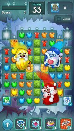 Злая-Белоснежка-—-увлекательный-матч-3 Android