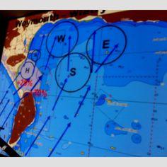 Analizujemy prady morskie i wiatry na akwenie olimpijskim w Weymouth