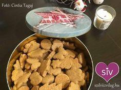 Puha mézeskalács Salty Snacks, Cereal, Fitt, Cukor, Paleo, Sweets, Cookies, Breakfast, Health