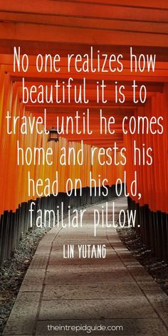 The ultimate list of inspirational travel quotes. Let wordsmiths like Stephen King & Mark Twain transport you around the world from your armchair with the best travel quotes for travel inspiration. New Adventure Quotes, Best Travel Quotes, Quote Travel, New Travel, Travel Tips, Travel Destinations, Solo Travel, Mark Twain, Grey's Anatomy