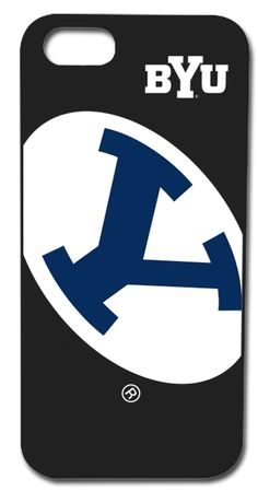 BYU Cougars Phone Case for iPhone® 5  BYU is Loved at www.MormonFavorites.com