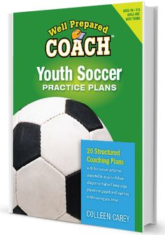 Soccer Practice Plans, youth soccer coach, coaching book for futbol, youth… Soccer Drills, Soccer Coaching, Soccer Training, Us Youth Soccer, Top Soccer, Basketball, High School Soccer, College Soccer, Messi