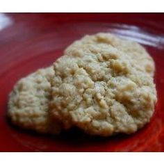 """This is a variation on a traditional oatmeal cookie. The white chocolate is a delicate touch to a rich, delicious cookie. Enjoy!"""
