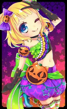 Happy Halloween Mirei!!