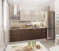 Если вы хотите заказать кухонный гарнитур для маленькой кухни, обращайтесь к нам, у нас низкие цены и бесплатный дизайн. Звоните