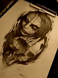 face-skull by AndreySkull.deviantart.com on @DeviantArt