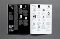 Slanted Magazin #19 – Super Families by MAGMA Brand Design , via Behance
