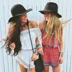 #carlabikini#fun#hat#girl