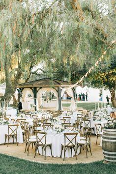 Dreamy California vineyard wedding: http://www.stylemepretty.com/california-weddings/silverado/2016/05/10/whimsical-al-fresco-vineyard-wedding/ | Photography: Jenna Bechtholt -  http://jennabechtholtphotography.pixieset.com/